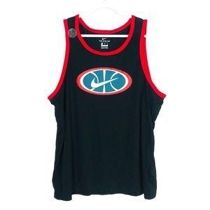 Nike Men's Nike Dry Basketball Tank Top Size XL